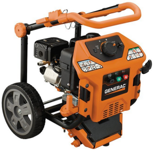 Generac 6602 gas pressure washer