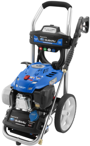 PowerStroke Subaru 3100 PSI Electric Start Pressure Washer 2