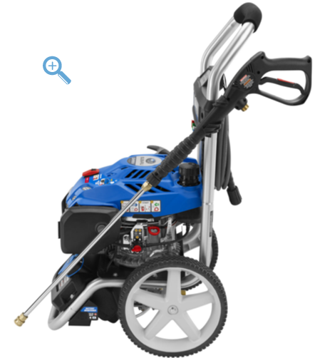 PowerStroke Subaru 3100 PSI Electric Start Pressure Washer 3
