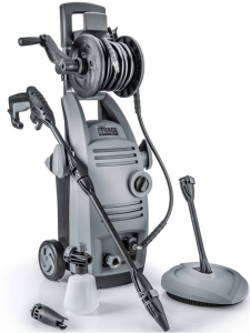 The Force 2000 electric pressure washer