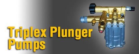 Triplex-Plunger-Pumps