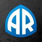 ar blue clean logo