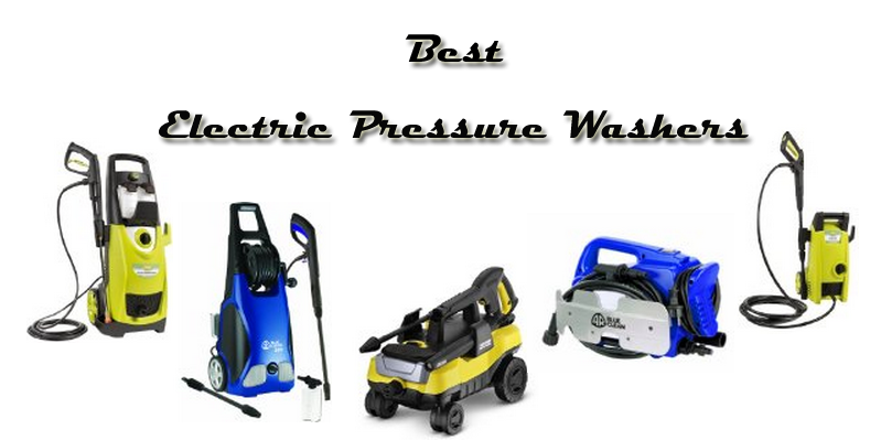 best-electic-pressure-washer