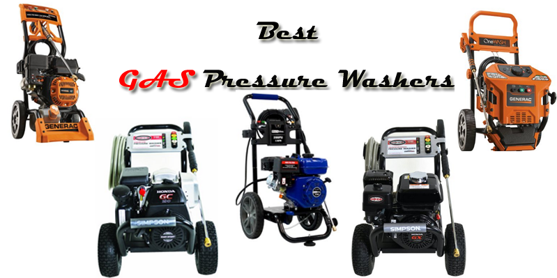 best-gas-pressure-washers
