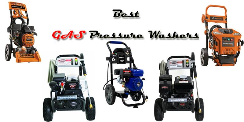 best-gas-pressure-washers