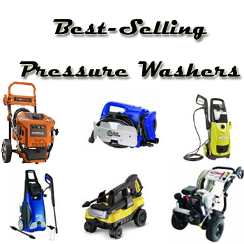 best-selling-pressure-washers