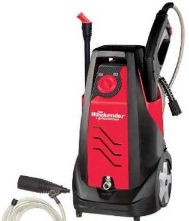 The Weekender Pressure Washer Review
