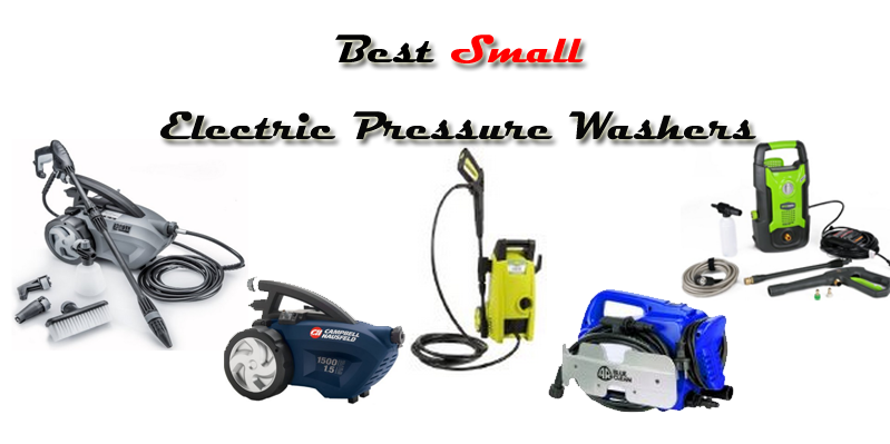 best-small-electic-pressure