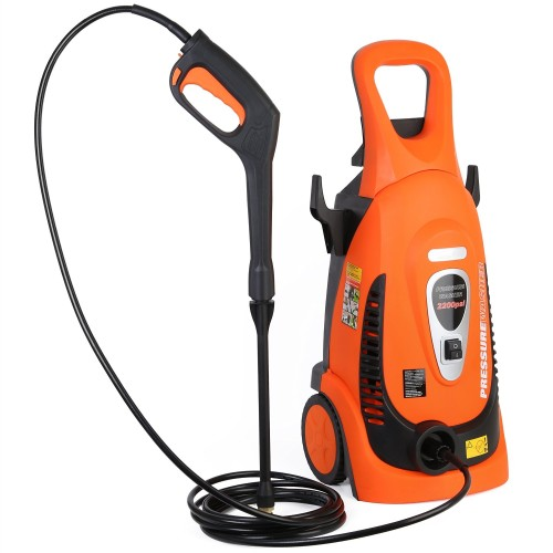 Ivation electric pressure washer review