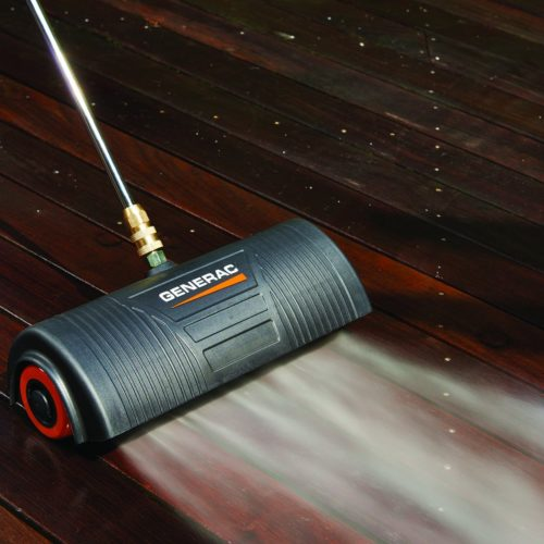 Generac Speed Wash >> Review: Generac SpeedWash 7122 3200 PSI 2.7 GPM 196cc Gas Powered Pressure Washer System with ...