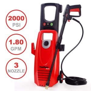 Pressure Washer Review – The best gas and electric pressure