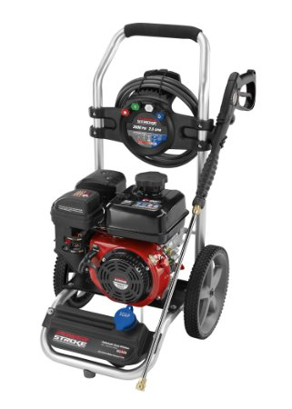 powerstroke pressure washer review powerstroke ps80544 3000 psi 2 5 gpm pressure washer 10648